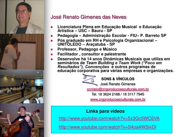 José Renato Gimenes das Neves