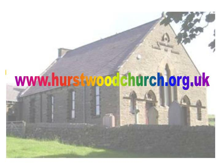 www.hurstwoodchurch.org.uk