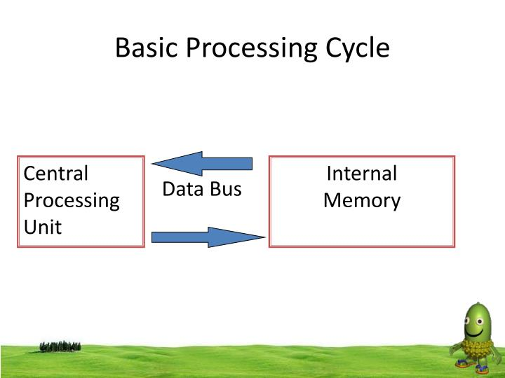 Basic Processing Cycle