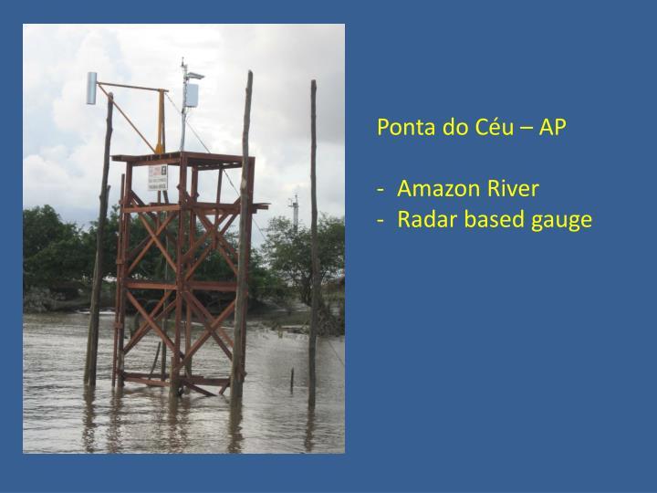 Ponta do Céu – AP