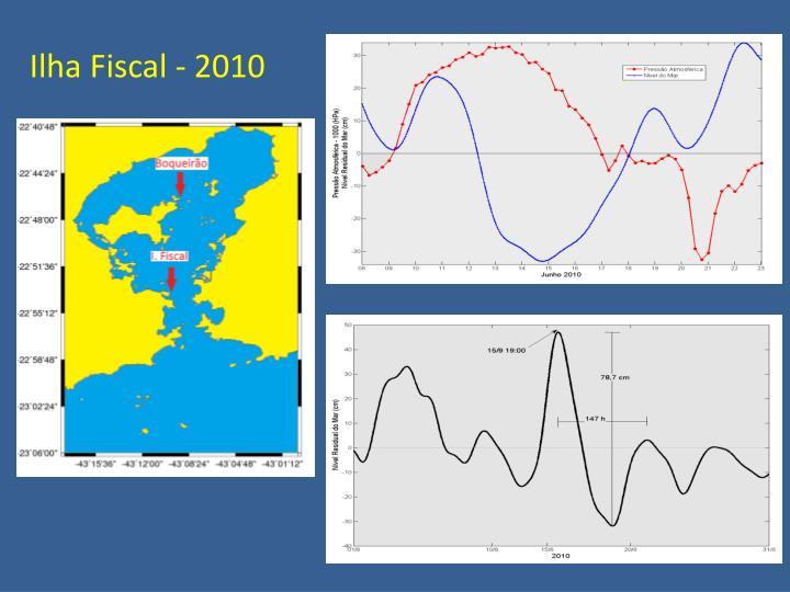 Ilha Fiscal - 2010