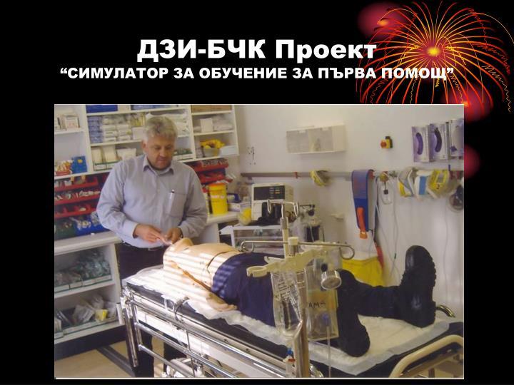 ДЗИ-БЧК Проект