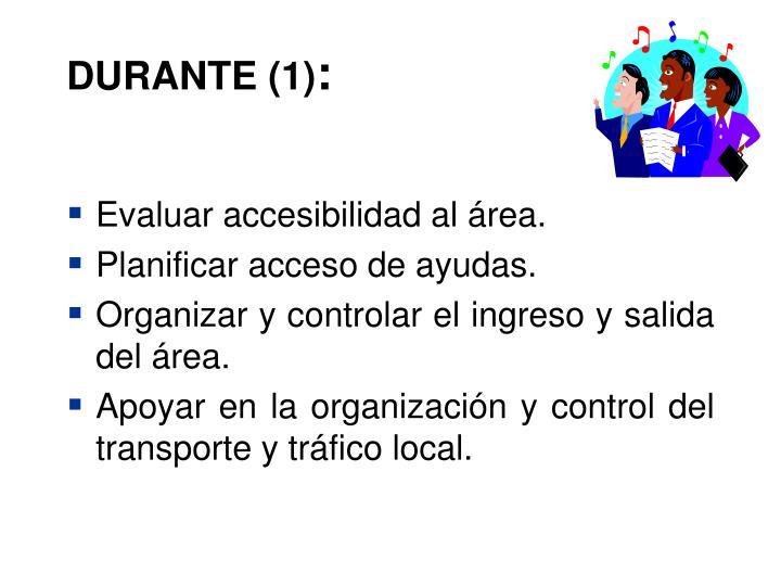 DURANTE (1)