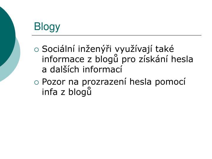 Blogy