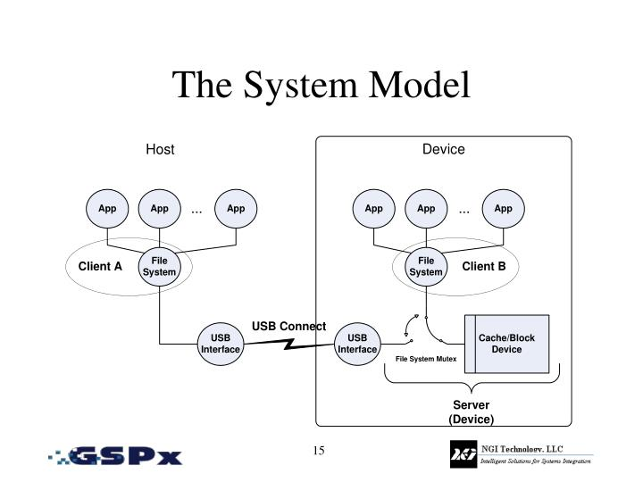 The System Model