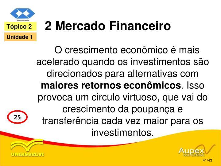 2 Mercado Financeiro