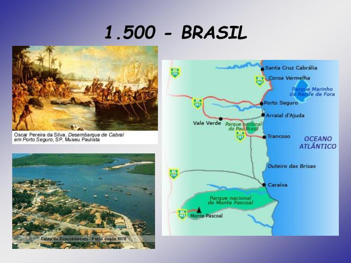 1.500 - BRASIL