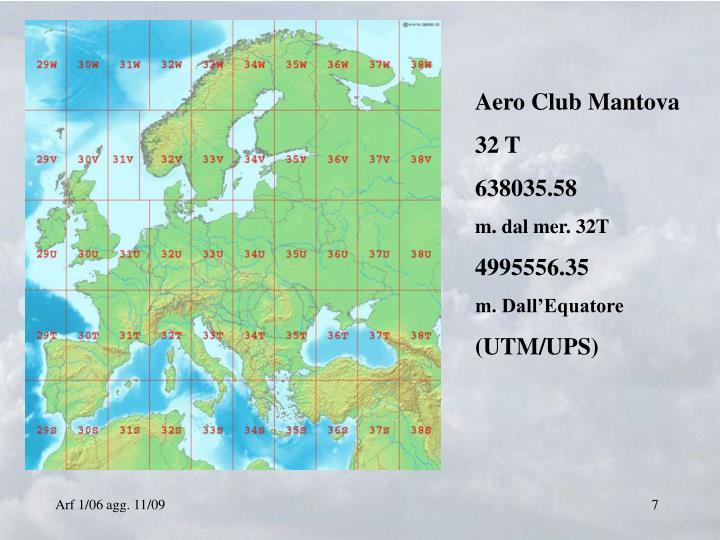 Aero Club Mantova