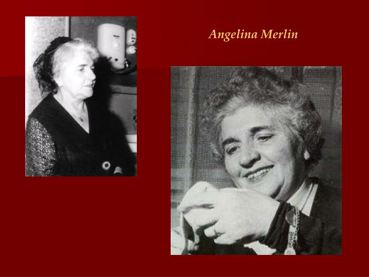 Angelina Merlin