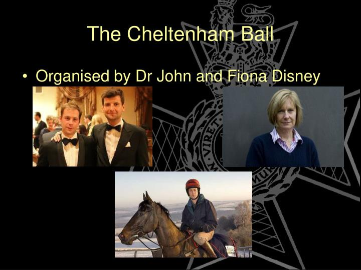 The Cheltenham Ball