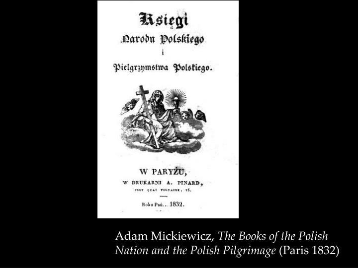 Adam Mickiewicz,