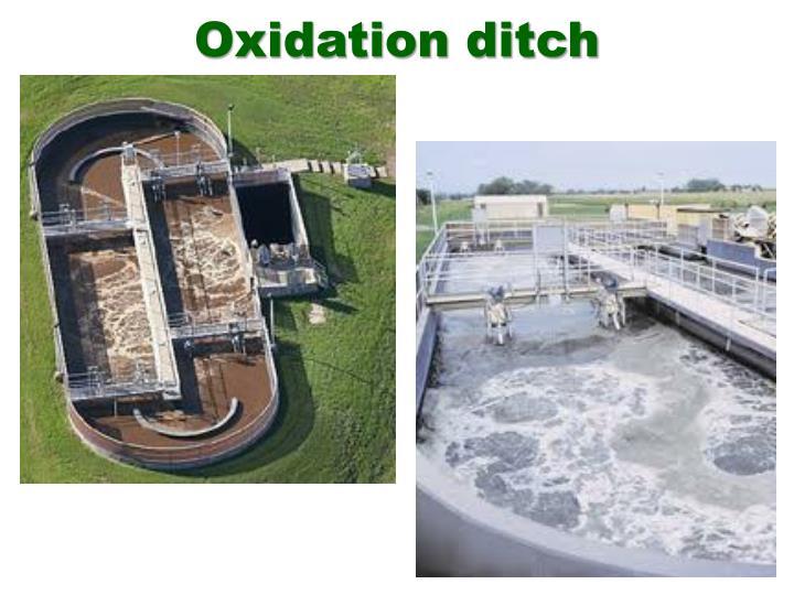 Oxidation ditch