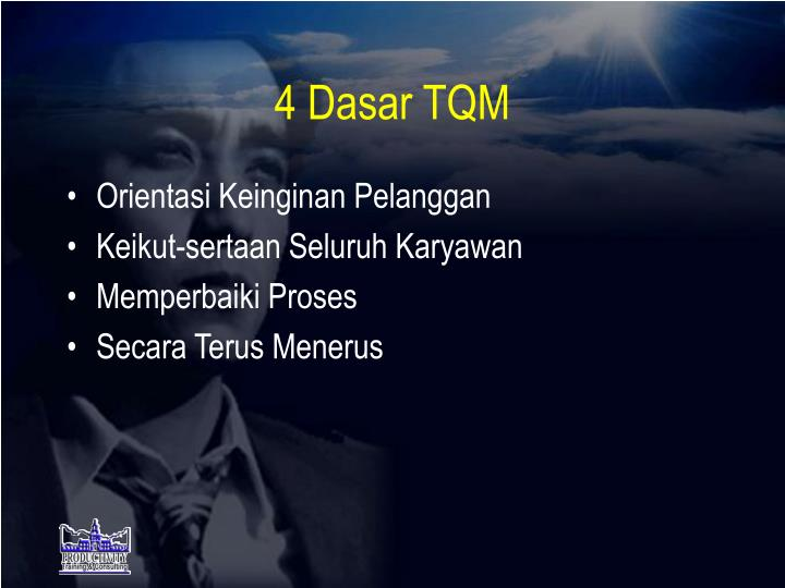 4 Dasar TQM