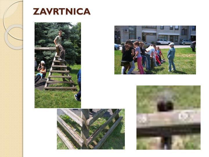 ZAVRTNICA