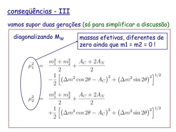 diagonalizando M