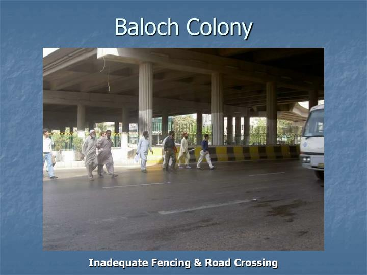 Baloch Colony