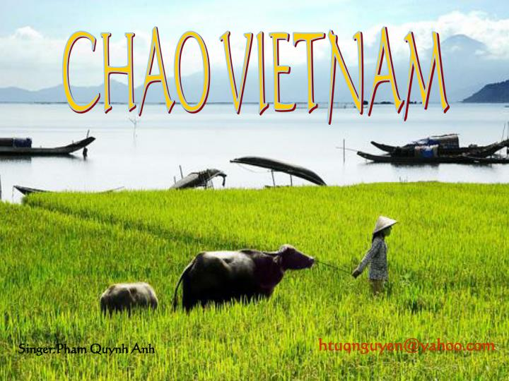 CHAO VIETNAM