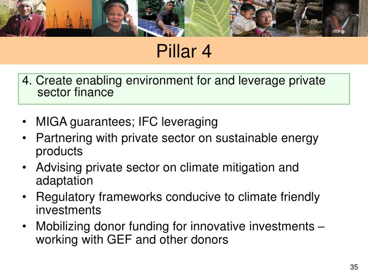 Pillar 4