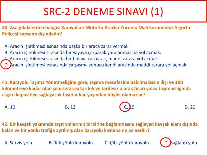 SRC-2 DENEME SINAVI (1)