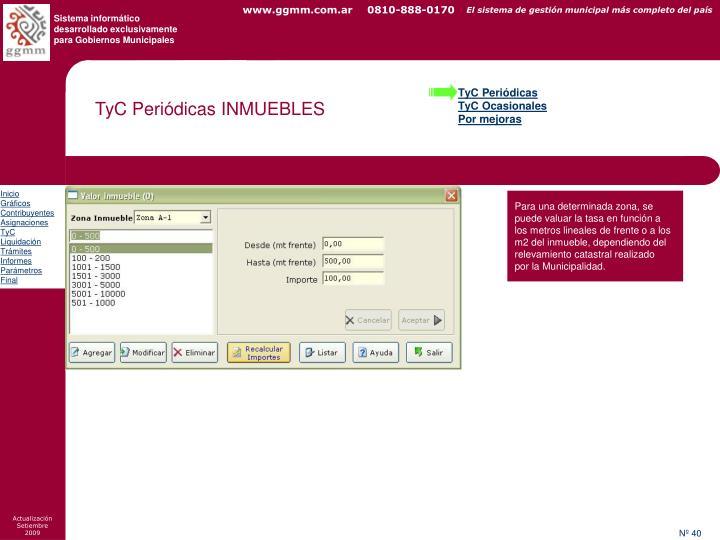 TyC Periódicas