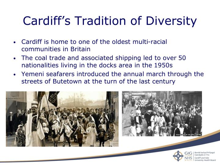 Cardiff's Tradition of Diversity