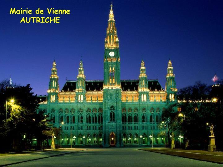 Mairie de Vienne