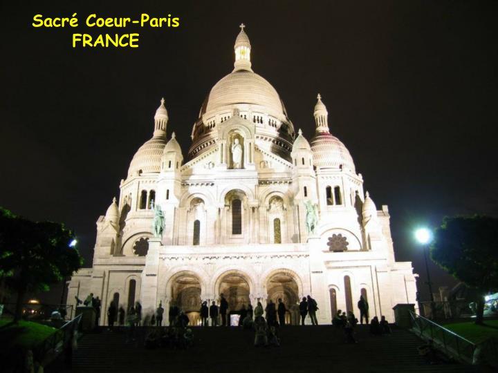 Sacré Coeur-Paris