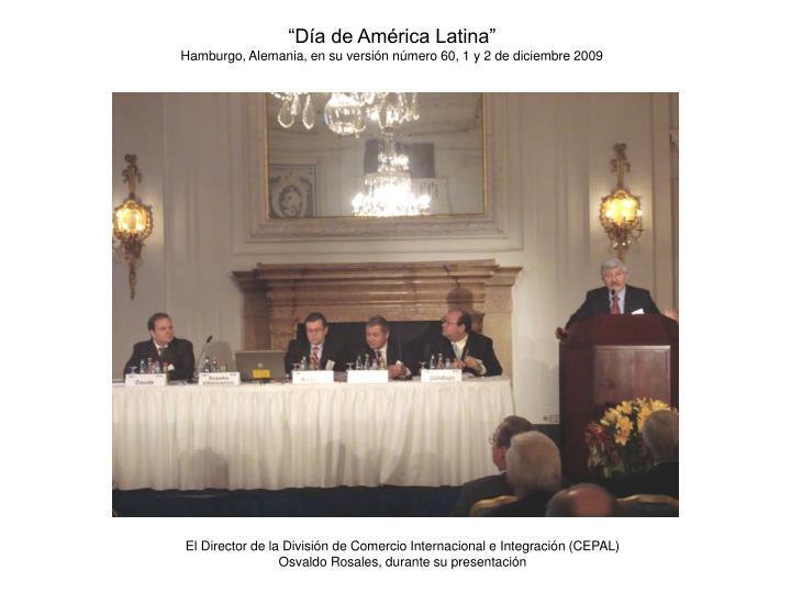 """""""Día de América Latina"""""""