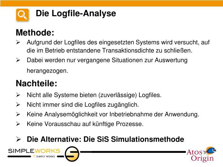 Die Logfile-Analyse