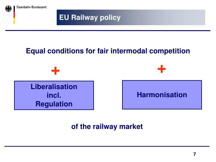 EU Railway policy