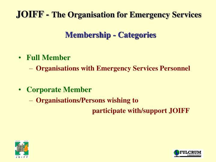 JOIFF -