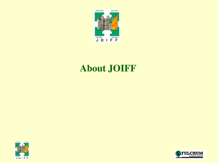 About JOIFF