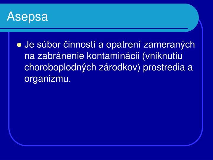 Asepsa