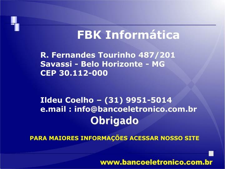 FBK Informática