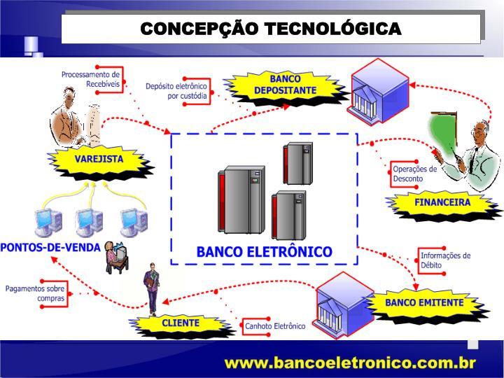 CONCEPÇÃO TECNOLÓGICA