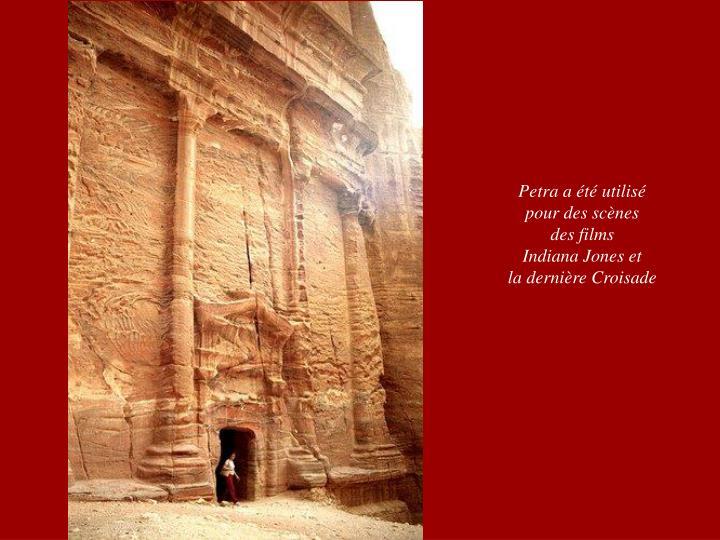 Petra a été utilisé