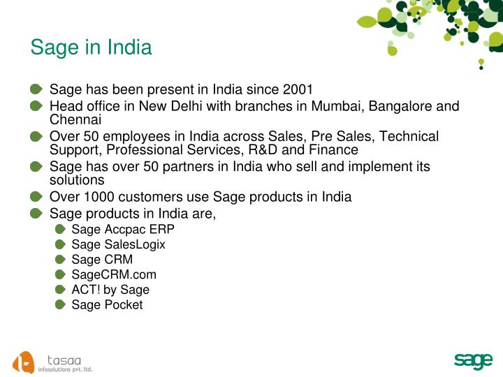 Sage in India