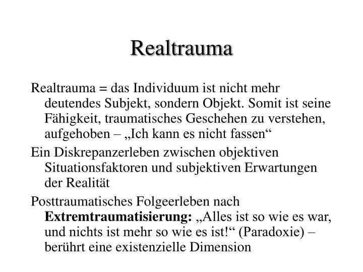Realtrauma