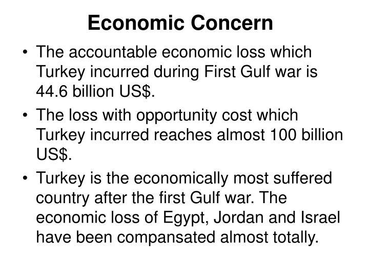 Economic Concern