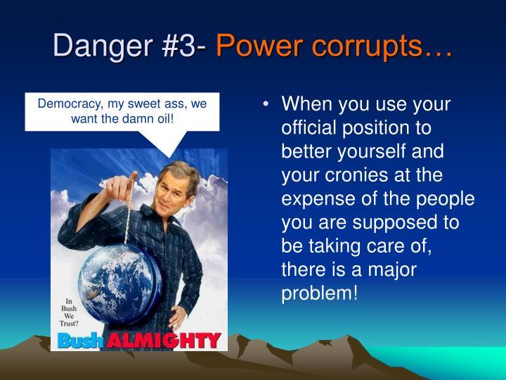 Danger #3-
