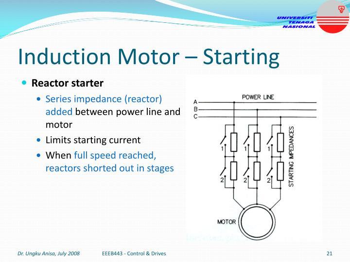 Ppt Eeeb443 Control Drives Powerpoint Presentation