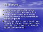 health effects2