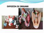 expozi ia de origami