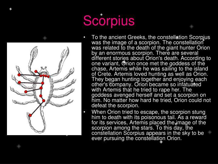 Scorpius