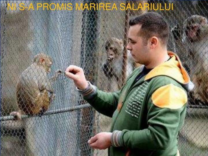 NI S-A PROMIS