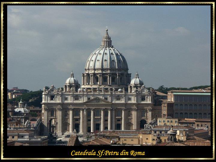 Catedrala Sf.Petru din Roma