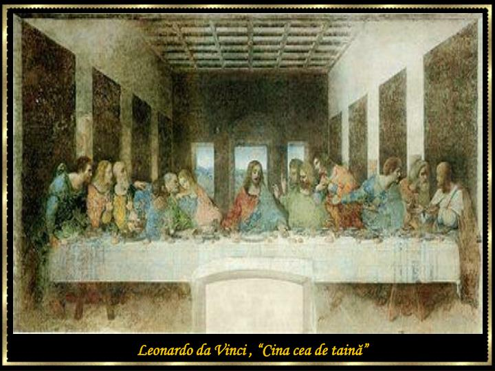 Leonardo da Vinci ,