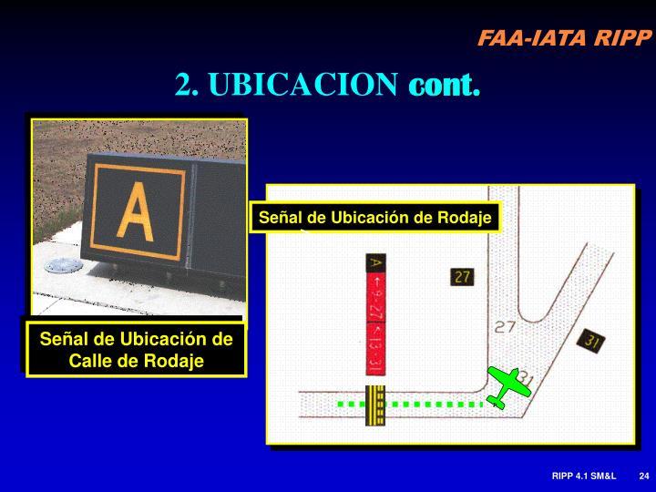 2. UBICACION