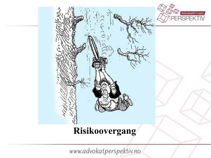 Risikoovergang