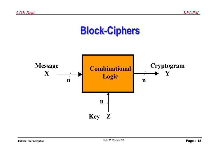 Block-Ciphers